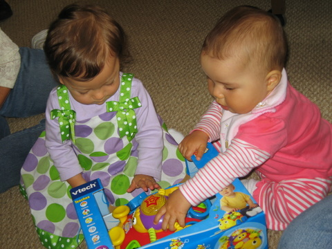 Cousins sharing