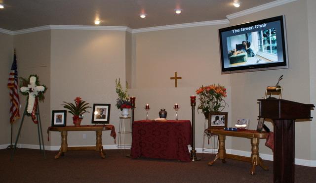 Jim Lee memorial service