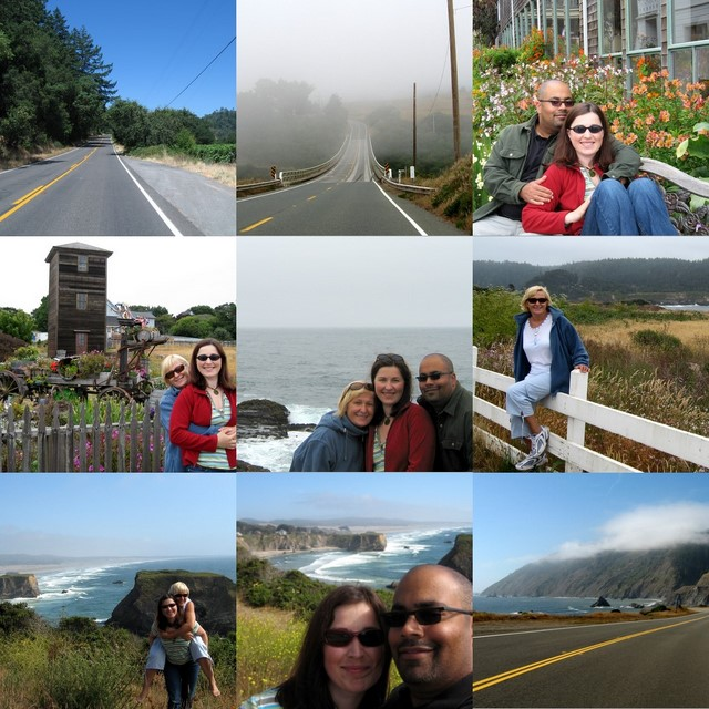 PHOTO SUMMARY: Redwoods Roadtrip - Day 1 - Home to Mendocino