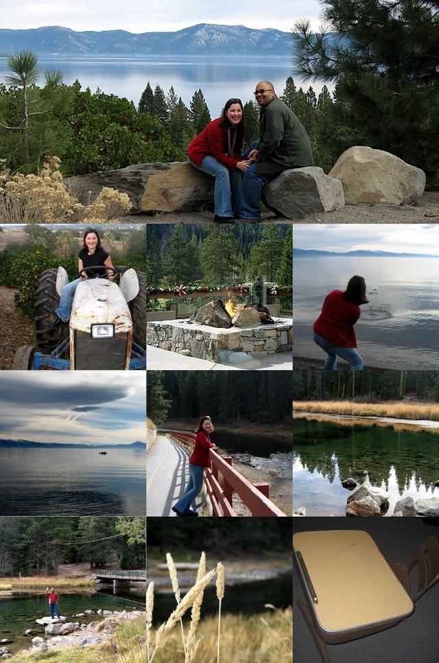 PHOTO SUMMARY: Tahoe Fall Getaway
