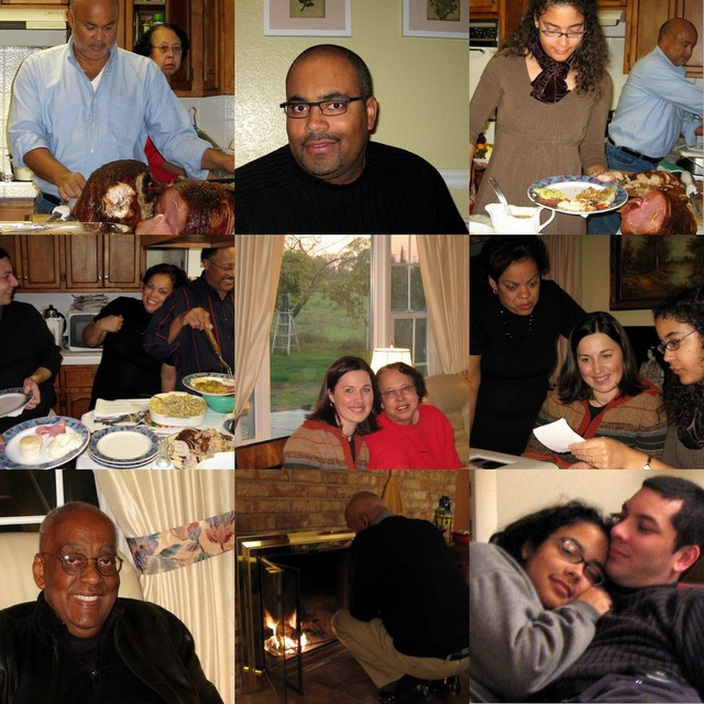 PHOTO SUMMARY: Thanksgiving 2006