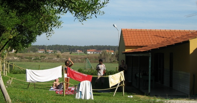 Aveiro beach house