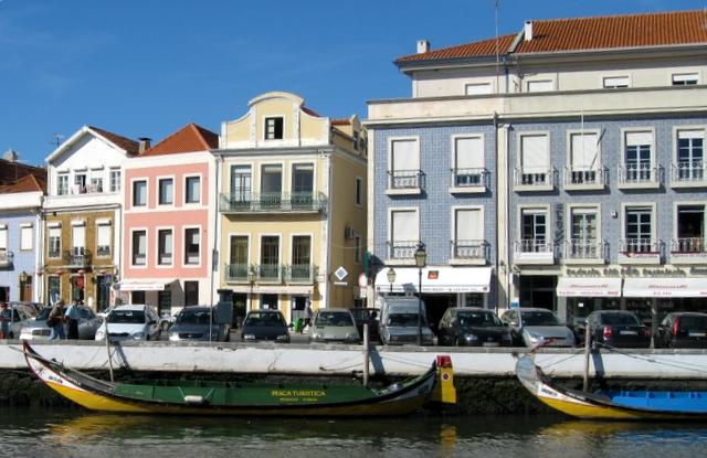 Aveiro Venice of Portugal