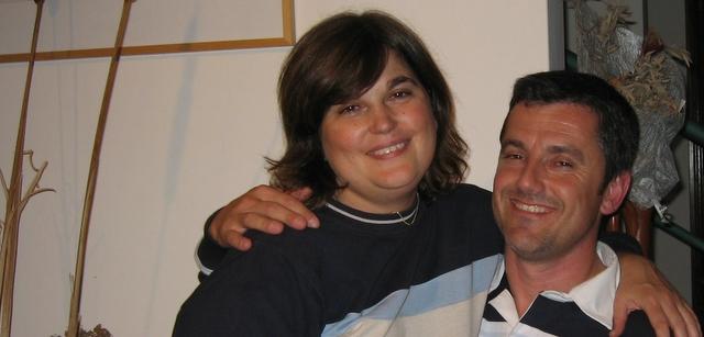 Carlitos and Lucia