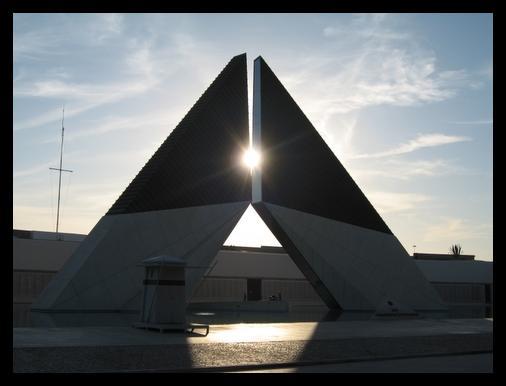 Monumento aos combatentes no Ultramar