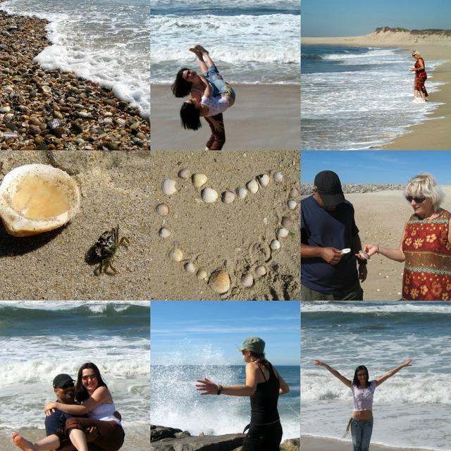 PHOTO SUMMARY: Aveiro beach