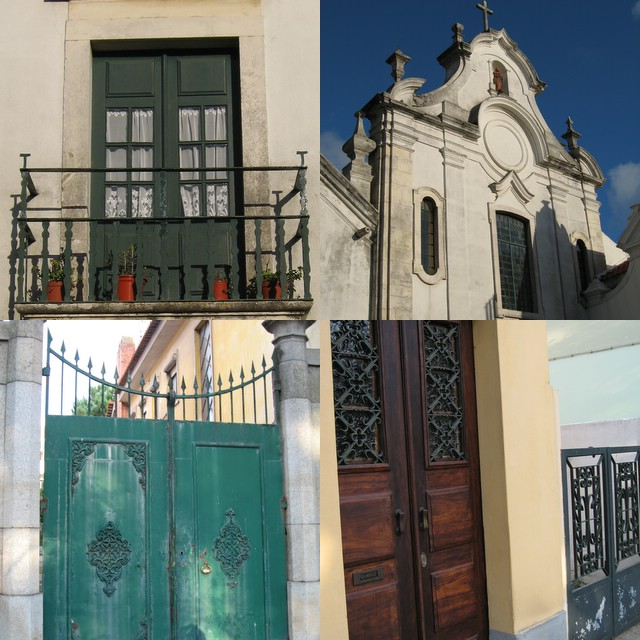 PHOTO SUMMARY: Aveiro Neighborhood
