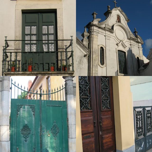 PHOTO SUMMARY: Aveiro Neighborhood