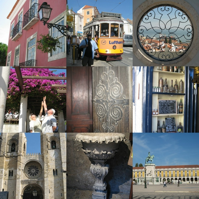 PHOTO SUMMARY: Exploring Lisbon