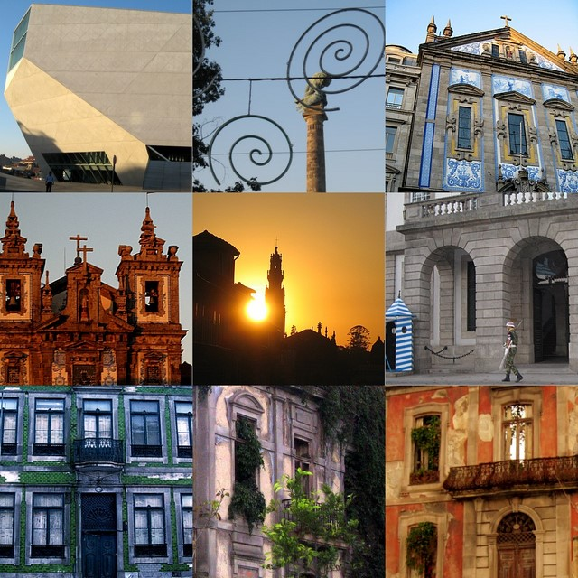 PHOTO SUMMARY: Porto architecture