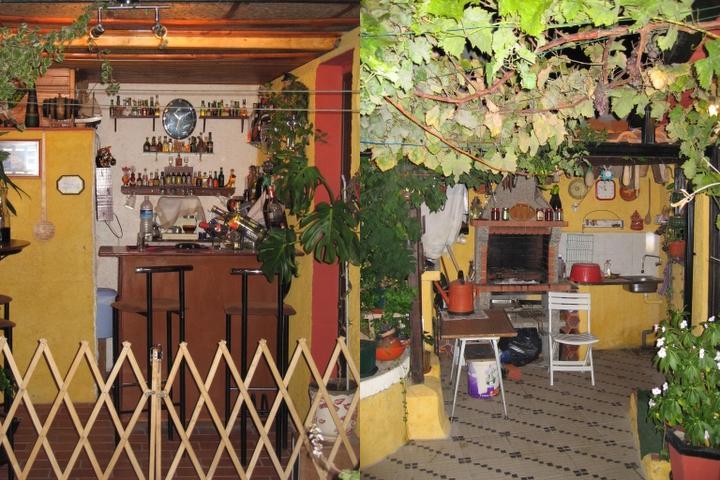 Portuguese patio