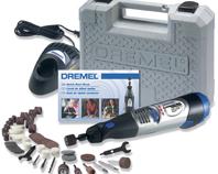 Dremel 10.8V Lithium-ion Cordless Rotary Tool Kit